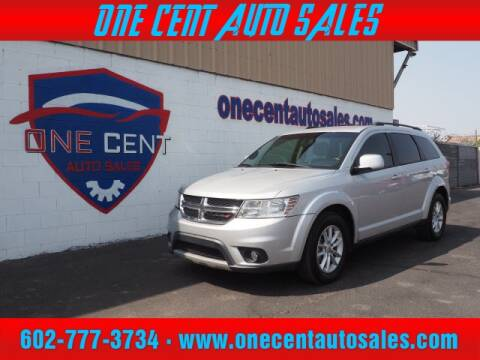 2014 Dodge Journey for sale at One Cent Auto Sales in Glendale AZ