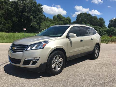2016 Chevrolet Traverse for sale at AUTO WHOLESALE DIRECT OF CENTRAL FLORIDA LLC in Ocoee FL