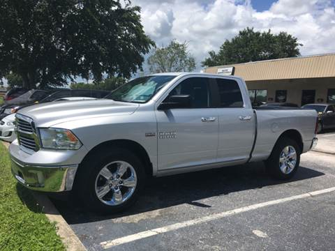 2016 RAM Ram Pickup 1500 for sale at AUTO WHOLESALE DIRECT OF CENTRAL FLORIDA LLC in Ocoee FL