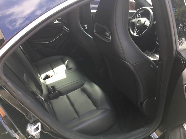 2014 Mercedes-Benz CLA for sale at AUTO WHOLESALE DIRECT OF CENTRAL FLORIDA LLC in Ocoee FL
