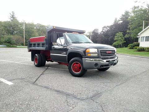 2006 GMC Sierra 3500HD for sale in Walpole, MA