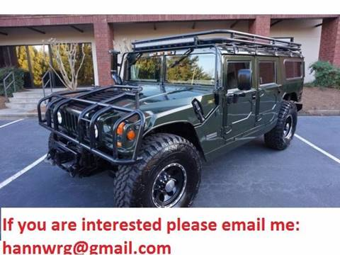 2000 AM General Hummer for sale in Omaha, NE