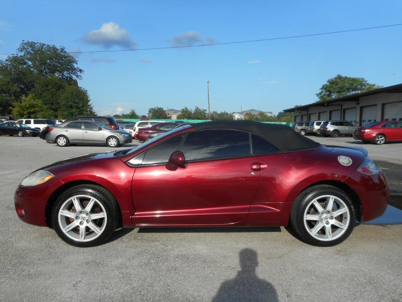 2007 mitsubishi eclipse spyder gt 2dr convertible 38l v6 5a in 8990 sciox Gallery