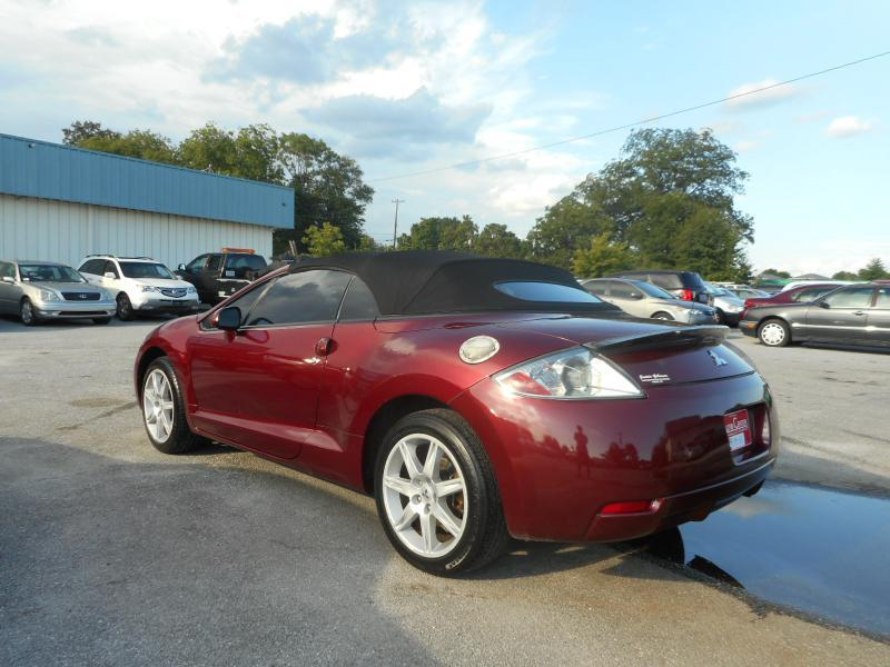 spyder veh in spartanburg gt eclipse sc convertible mitsubishi