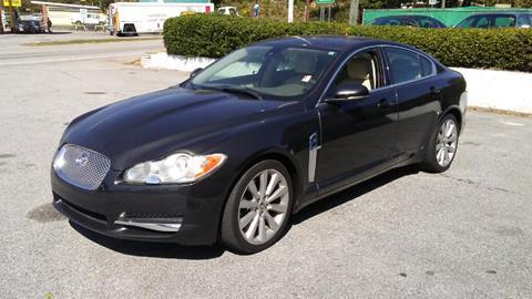 2011 Jaguar XF for sale in Spartanburg, SC
