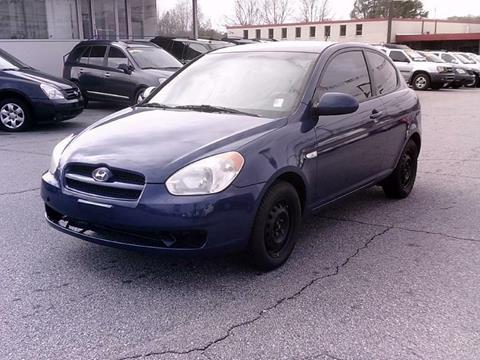 2007 Hyundai Accent for sale in Spartanburg, SC