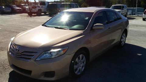 2011 Toyota Camry for sale in Spartanburg, SC