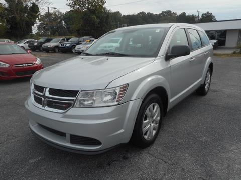 2014 Dodge Journey for sale in Spartanburg, SC