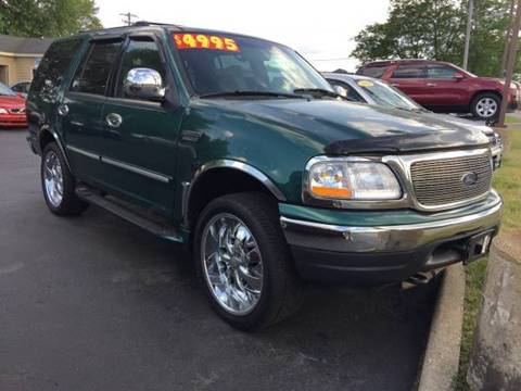 2000 Ford Expedition for sale in South Elgin, IL