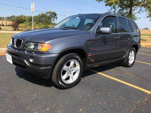 2002 BMW X5 for sale in South Elgin, IL
