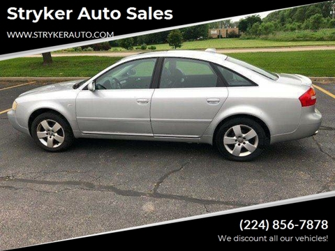 2004 Audi A6 for sale in South Elgin, IL