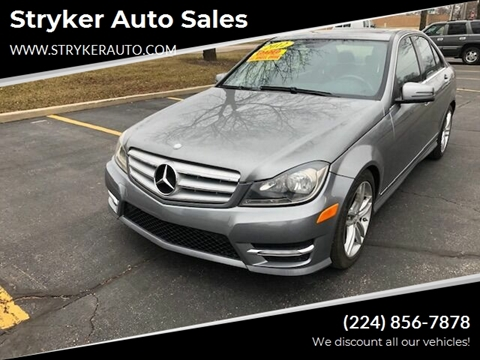 2012 Mercedes-Benz C-Class for sale in South Elgin, IL