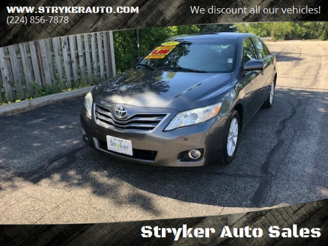 2011 Toyota Camry for sale at Stryker Auto Sales in South Elgin IL