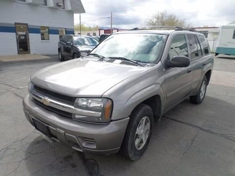 2006 Chevrolet TrailBlazer for sale in Ogden, UT