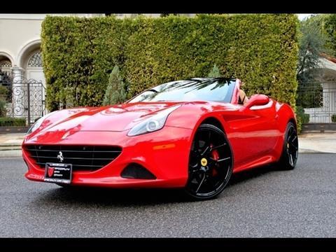 2015 Ferrari California T for sale in West Hollywood, CA