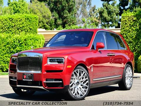 2019 Rolls-Royce Cullinan for sale in West Hollywood, CA