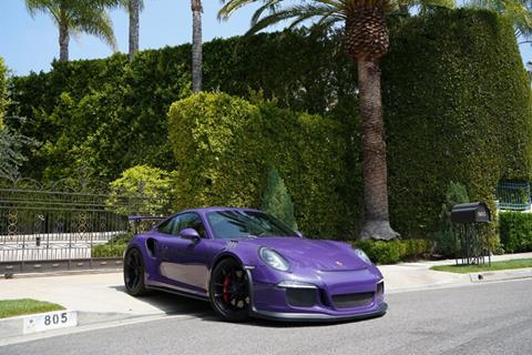 2016 Porsche 911 for sale in West Hollywood, CA
