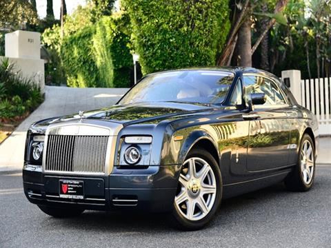 2009 Rolls-Royce Phantom Coupe for sale in West Hollywood, CA