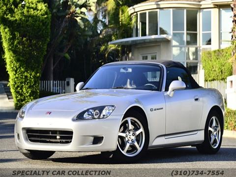 2002 Honda S2000 for sale in West Hollywood, CA