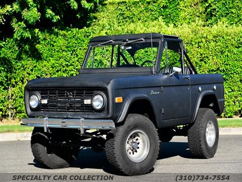 1968 Ford Bronco for sale in West Hollywood, CA