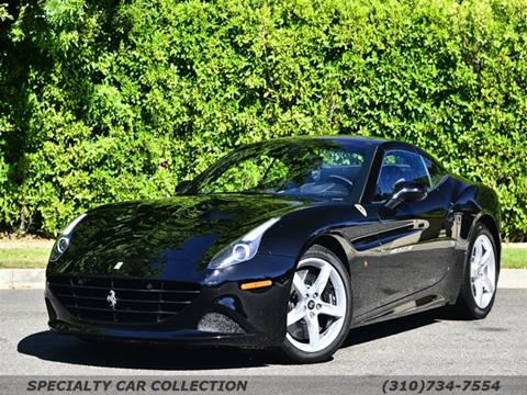 2015 Ferrari California T for sale in West Hollywood, CA
