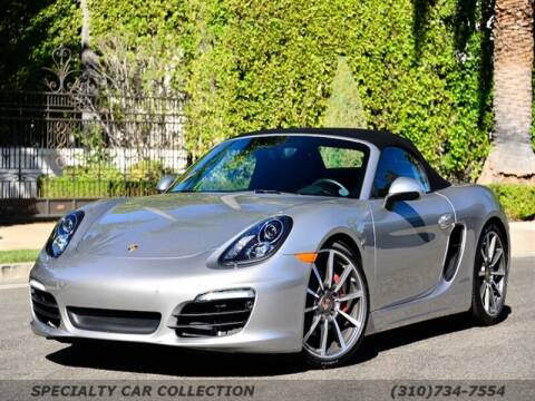 2013 Porsche Boxster for sale in West Hollywood, CA