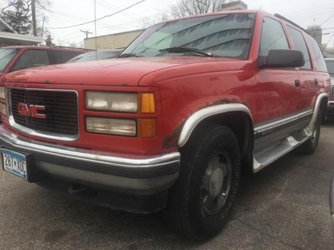 1995 GMC Yukon for sale in Minneapolis, MN
