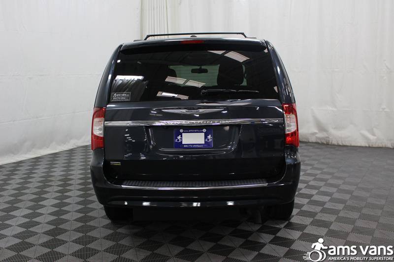 2013 Chrysler Town and Country for sale at AMS Vans, Inc. in Tucker GA