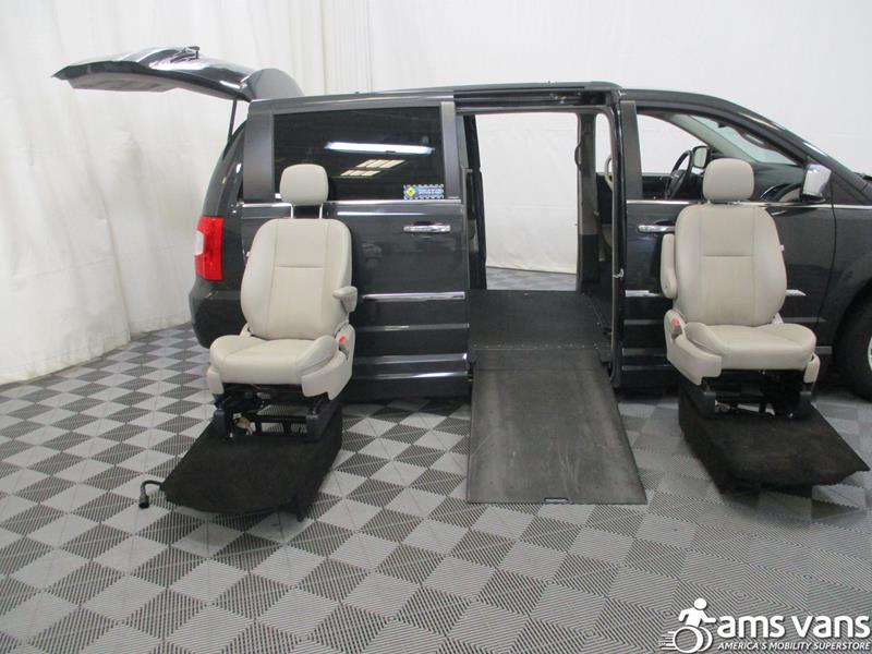 2012 Chrysler Town and Country for sale at AMS Vans, Inc. in Tucker GA