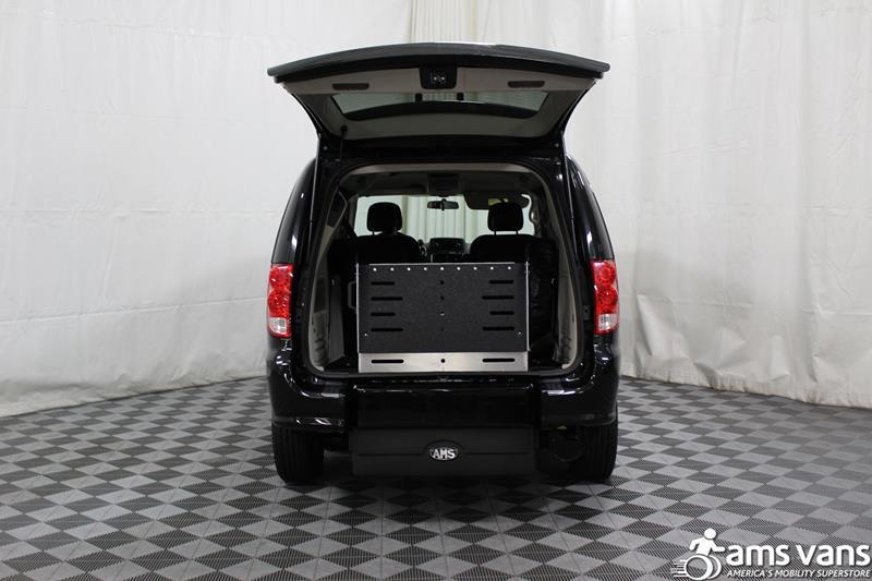 2015 Dodge Grand Caravan for sale at AMS Vans, Inc. in Tucker GA