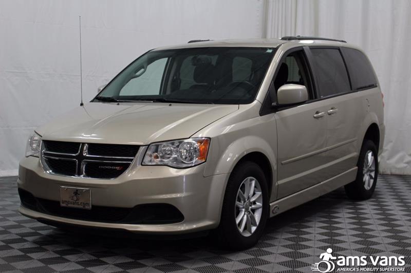 2013 Dodge Grand Caravan for sale at AMS Vans, Inc. in Tucker GA