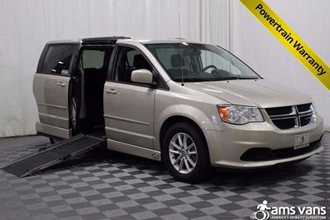 2013 Dodge Grand Caravan for sale at AMS Vans, Inc. in Tucker GA