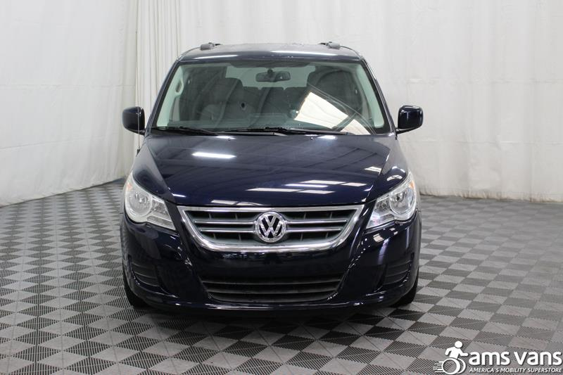 2012 Volkswagen Routan for sale at AMS Vans, Inc. in Tucker GA
