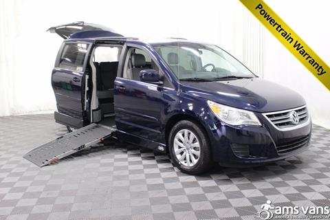 2012 Volkswagen Routan for sale at AMS Vans, Inc. in Tucker GA