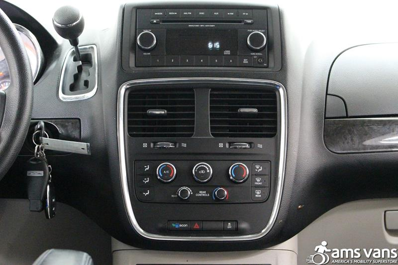 2012 Dodge Grand Caravan for sale at AMS Vans, Inc. in Tucker GA