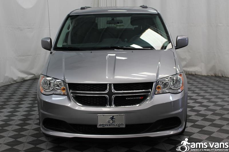 2016 Dodge Grand Caravan for sale at AMS Vans, Inc. in Tucker GA