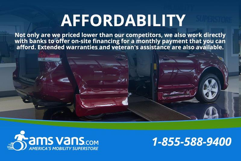 2009 Volkswagen Routan for sale at AMS Vans, Inc. in Tucker GA
