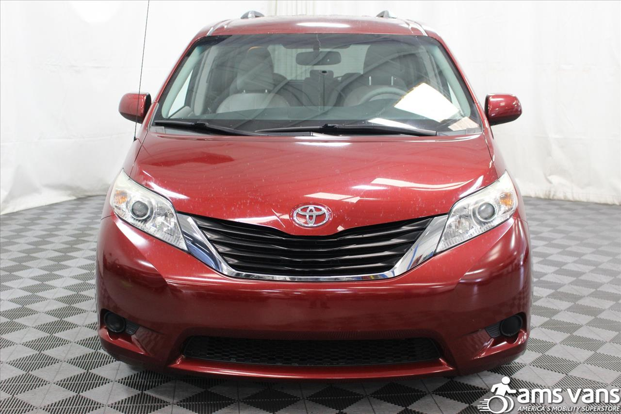 2011 Toyota Sienna for sale at AMS Vans, Inc. in Tucker GA
