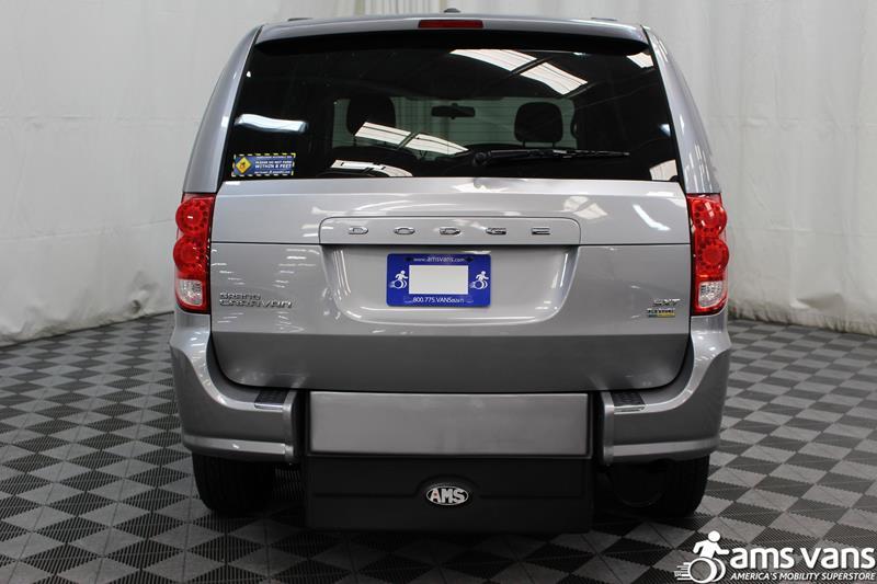 2016 Dodge Grand Caravan for sale at AMS Vans, Inc. in Tucker GA