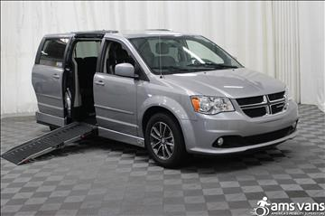 2017 Dodge Grand Caravan for sale at AMS Vans, Inc. in Tucker GA