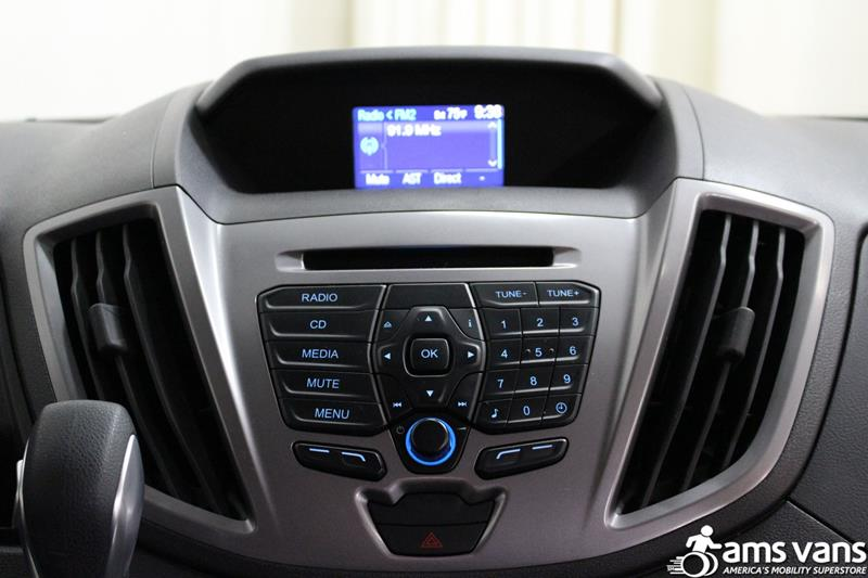 2016 Ford Transit Wagon for sale at AMS Vans, Inc. in Tucker GA