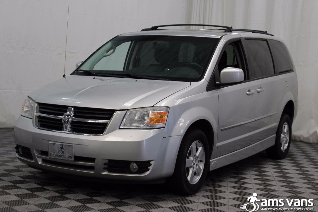 2010 Dodge Grand Caravan for sale at AMS Vans, Inc. in Tucker GA