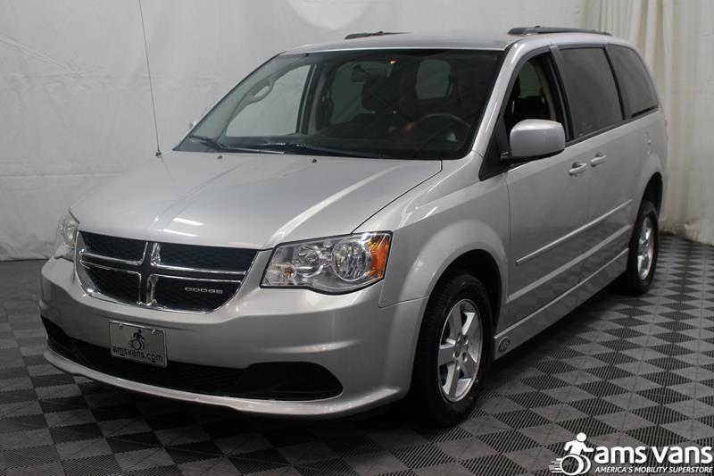 2011 Dodge Grand Caravan for sale at AMS Vans, Inc. in Tucker GA