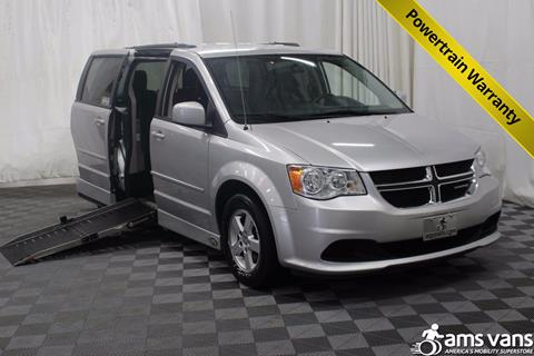 2011 Dodge Grand Caravan for sale at AMS Vans, Inc. in Tucker GA