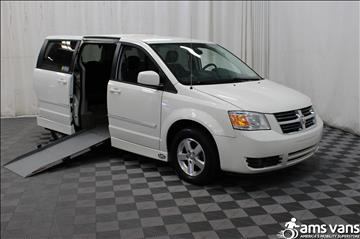 2008 Dodge Grand Caravan for sale at AMS Vans, Inc. in Tucker GA