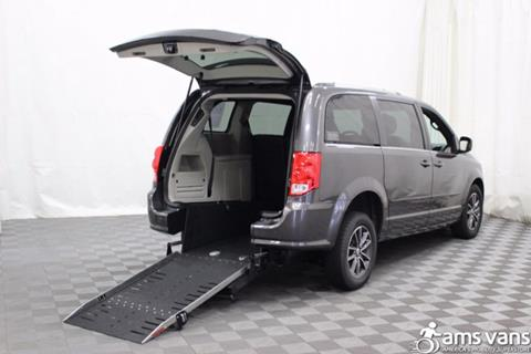 2017 Dodge Grand Caravan for sale in Tucker GA