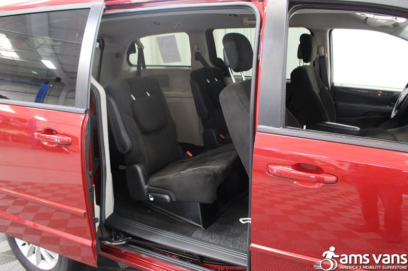 2015 Dodge Grand Caravan for sale at AMS Vans, Inc. in Tucker GA