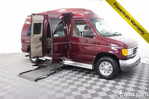 2005 Ford E-Series Chassis for sale at AMS Vans, Inc. in Tucker GA