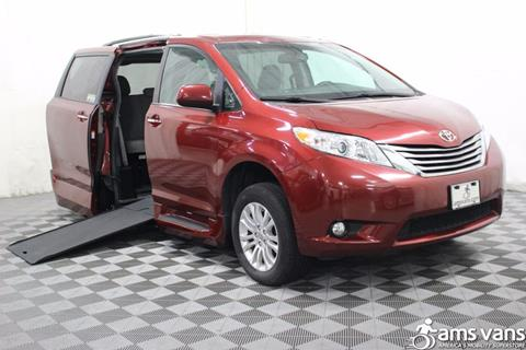 2016 Toyota Sienna for sale in Tucker GA