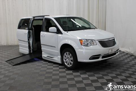 2014 Chrysler Town and Country for sale at AMS Vans, Inc. in Tucker GA